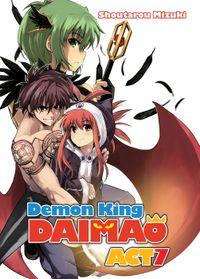 Demon King Daimaou: Volume 7