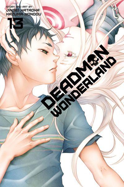 Deadman Wonderland, Volume 13