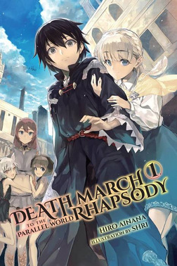 Death March to the Parallel World Rhapsody, Vol. 1-電子書籍