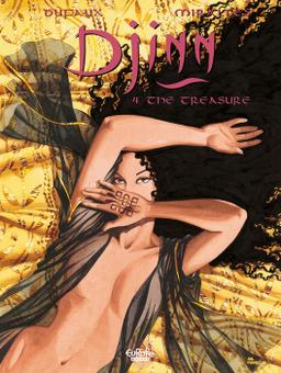 Djinn - Volume 4 - The Treasure