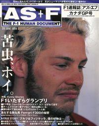 AS+F(アズエフ)1998 Rd07 カナダGP号