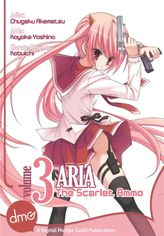 Aria the Scarlet Ammo Vol. 3