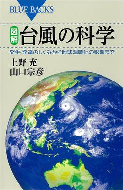 図解 台風の科学 発生・発達のしくみから地球温暖化の影響まで-電子書籍