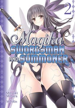 Magika Swordsman and Summoner Vol. 2-電子書籍