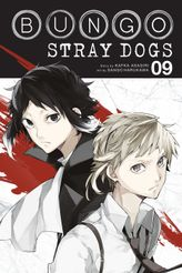 Bungo Stray Dogs, Vol. 9