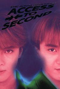 access『SYNC-ACROSS JAPAN TOUR '93 ACCESS TO SECOND』オフィシャル・ツアーパンフレット【デジタル版】