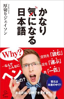 かなり気になる日本語-電子書籍