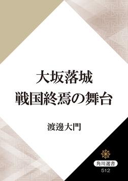 大坂落城 戦国終焉の舞台-電子書籍