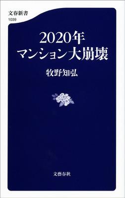 2020年マンション大崩壊-電子書籍