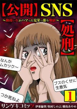 【公開】SNS【処刑】~勘違い女がハマった見栄っ張り地獄~【合本版】1-電子書籍
