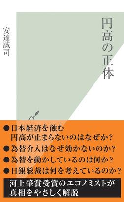円高の正体-電子書籍