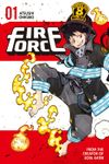 [FREE] Fire Force Volume 1 Chapters 1-2