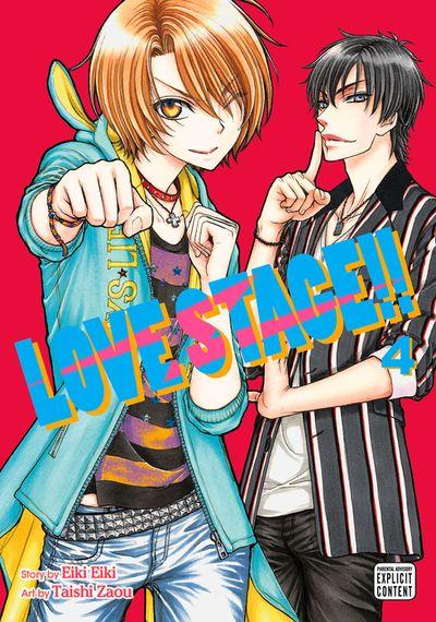Love Stage!!, Volume 4