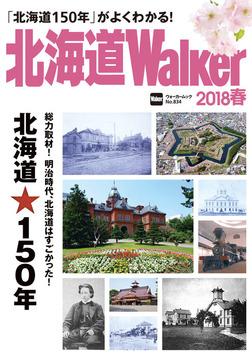 北海道Walker2018春-電子書籍