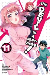 The Devil Is a Part-Timer!, Vol. 11