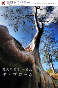 妄想トラベラー 梵天の古老~侵食~ タ・プローム