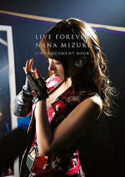 LIVE FOREVER(通常版) NANA MIZUKI LIVE DOCUMENT BOOK-電子書籍