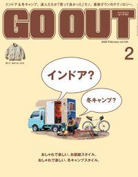 GO OUT 2020年2月号 Vol.124