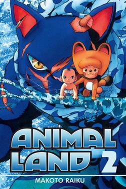 Animal Land 2-電子書籍