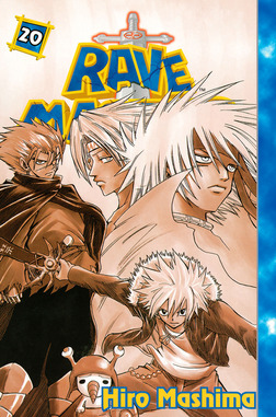 Rave Master Volume 20-電子書籍