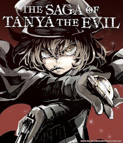 The Saga of Tanya the Evil, Vol. 1: Bookshelf Skin [Bonus Item]