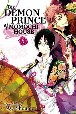 The Demon Prince of Momochi House, Volume 6