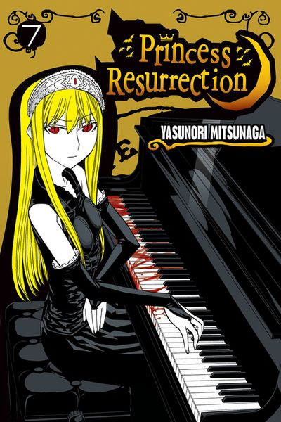 Princess Resurrection Volume 7