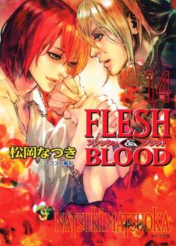 FLESH & BLOOD14-電子書籍