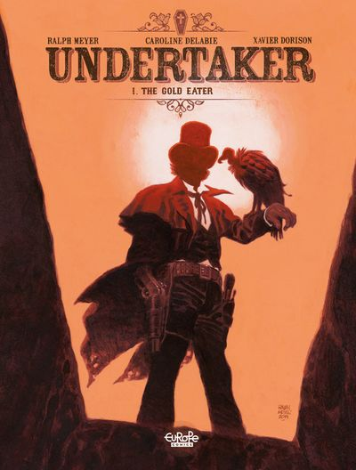 Undertaker - Volume 1 - The Gold Eater