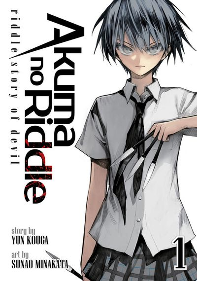Akuma no Riddle Vol. 01