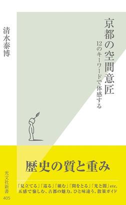 京都の空間意匠~12のキーワードで体感する~-電子書籍