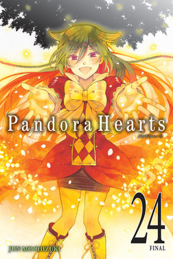 PandoraHearts, Vol. 24-電子書籍
