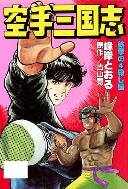空手三国志 鉄拳の4-電子書籍