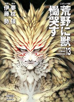 【コミック版】荒野に獣 慟哭す 分冊版13-電子書籍