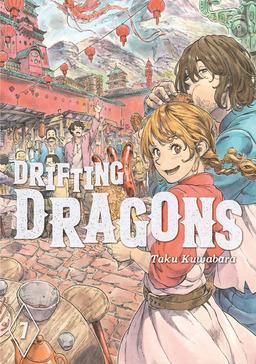 Drifting Dragons 7