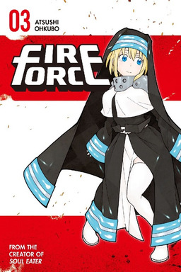 Fire Force Volume 3