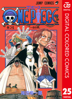 ONE PIECE カラー版 25-電子書籍