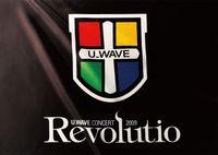 U_WAVE公式ツアーパンフレット U_WAVE CONCERT