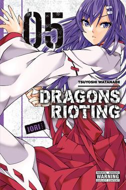Dragons Rioting, Vol. 5-電子書籍