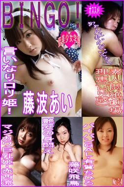 BINGO!No.34~藤波あいほかエロ姫マン載号~-電子書籍