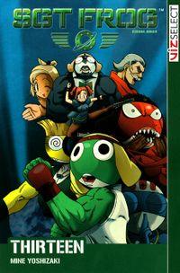 Sgt. Frog, Vol. 13