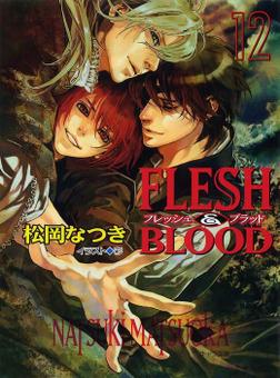 FLESH & BLOOD12-電子書籍