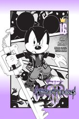 Kingdom Hearts III, Chapter 16 (manga)