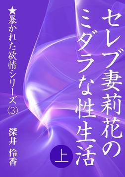 セレブ妻莉花のミダラな性生活(上)-電子書籍