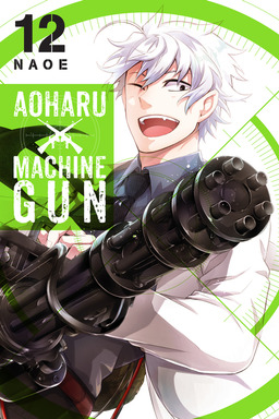 Aoharu X Machinegun, Vol. 12