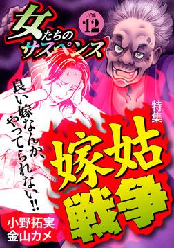 女たちのサスペンス vol.12 嫁姑戦争-電子書籍