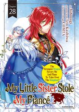My Little Sister Stole My Fiance: The Strongest Dragon Favors Me And Plans To Take Over The Kingdom? Chapter 28