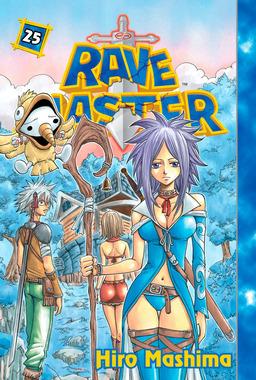 Rave Master Volume 25