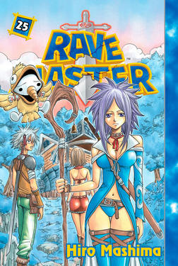 Rave Master Volume 25-電子書籍