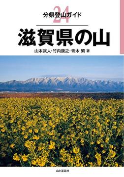分県登山ガイド24 滋賀県の山-電子書籍